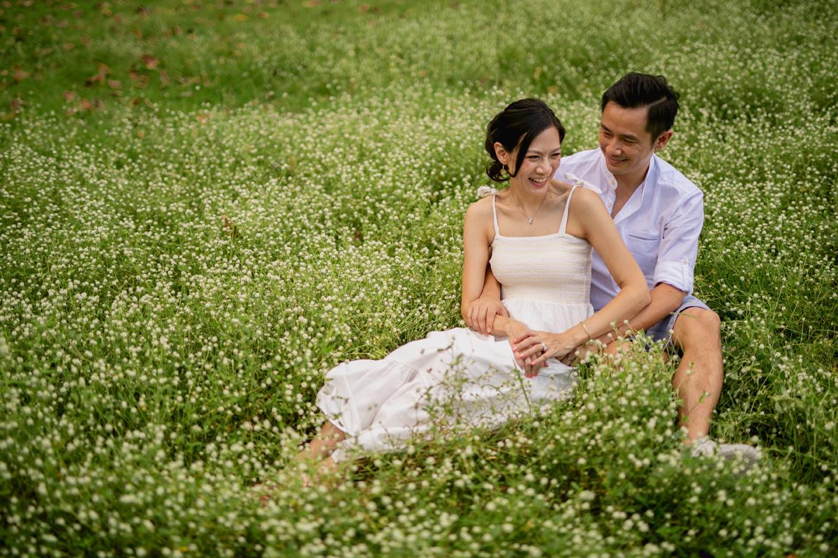 post-wedding photography